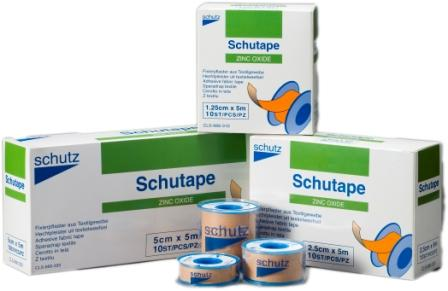 Schutape – Adhesive Fabric Tape (Skin Colour)