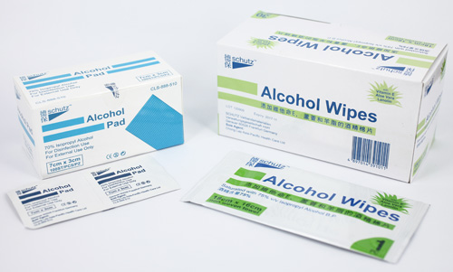 Alcohol Pad / Wipe
